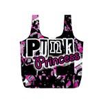 Punk Princess Full Print Recycle Bag (S)