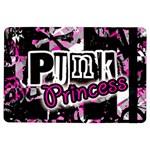 Punk Princess Apple iPad Air Flip Case