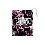 Punk Princess Drawstring Pouch (Small)