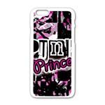 Punk Princess iPhone 6/6S White Enamel Case