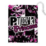 Punk Princess Drawstring Pouch (XXL)