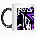 Purple Star Morph Mug