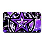 Purple Star Medium Bar Mat