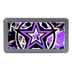 Purple Star Memory Card Reader (Mini)