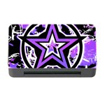 Purple Star Memory Card Reader with CF