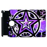 Purple Star Apple iPad 2 Flip 360 Case