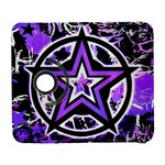 Purple Star Samsung Galaxy S  III Flip 360 Case