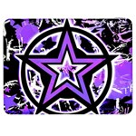Purple Star Samsung Galaxy Tab 7  P1000 Flip Case