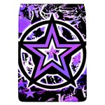 Purple Star Removable Flap Cover (L)