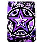 Purple Star Removable Flap Cover (S)