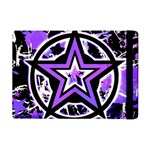 Purple Star Apple iPad Mini 2 Flip Case