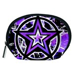 Purple Star Accessory Pouch (Medium)