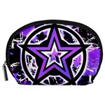Purple Star Accessory Pouch (Large)