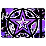 Purple Star Apple iPad Air 2 Flip Case