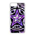 Purple Star iPhone 7 Plus Seamless Case (White)
