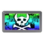 Rainbow Skull Memory Card Reader (Mini)