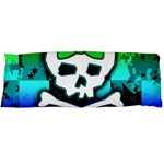 Rainbow Skull Body Pillow Case (Dakimakura)
