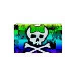 Rainbow Skull Cosmetic Bag (XS)