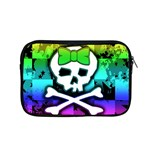 Rainbow Skull Apple MacBook Pro 15  Zipper Case