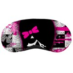 Scene Kid Girl Skull Sleeping Mask