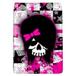 Scene Kid Girl Skull Removable Flap Cover (L)