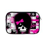 Scene Kid Girl Skull Apple MacBook Pro 13  Zipper Case