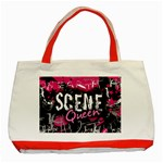 Scene Queen Classic Tote Bag (Red)