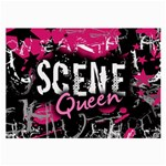 Scene Queen Large Glasses Cloth (2 Sides)