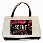 Scene Queen Basic Tote Bag (Two Sides)
