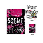 Scene Queen Playing Cards 54 Designs (Mini)
