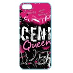 Scene Queen Apple Seamless iPhone 5 Case (Color)