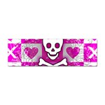 Skull Princess Sticker (Bumper)