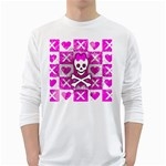 Skull Princess Long Sleeve T-Shirt