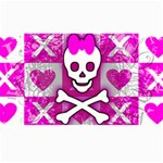 Skull Princess Canvas 40  x 72