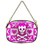 Skull Princess Chain Purse (One Side)