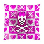 Skull Princess Standard Cushion Case (Two Sides)
