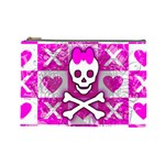 Skull Princess Cosmetic Bag (Large)