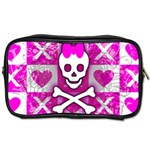 Skull Princess Toiletries Bag (Two Sides)