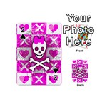 Skull Princess Playing Cards 54 Designs (Mini)