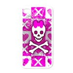 Skull Princess iPhone 4 Case (White)
