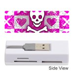 Skull Princess Memory Card Reader (Stick)