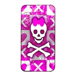 Skull Princess iPhone 4/4s Seamless Case (Black)