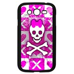 Skull Princess Samsung Galaxy Grand DUOS I9082 Case (Black)
