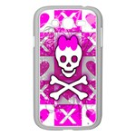Skull Princess Samsung Galaxy Grand DUOS I9082 Case (White)