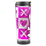 Skull Princess Travel Tumbler