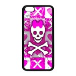 Skull Princess iPhone 5C Seamless Case (Black)