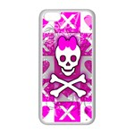 Skull Princess iPhone 5C Seamless Case (White)