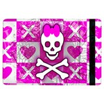 Skull Princess Apple iPad Air Flip Case