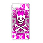 Skull Princess iPhone 7 Plus Seamless Case (White)