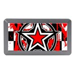 Star Checkerboard Splatter Memory Card Reader (Mini)